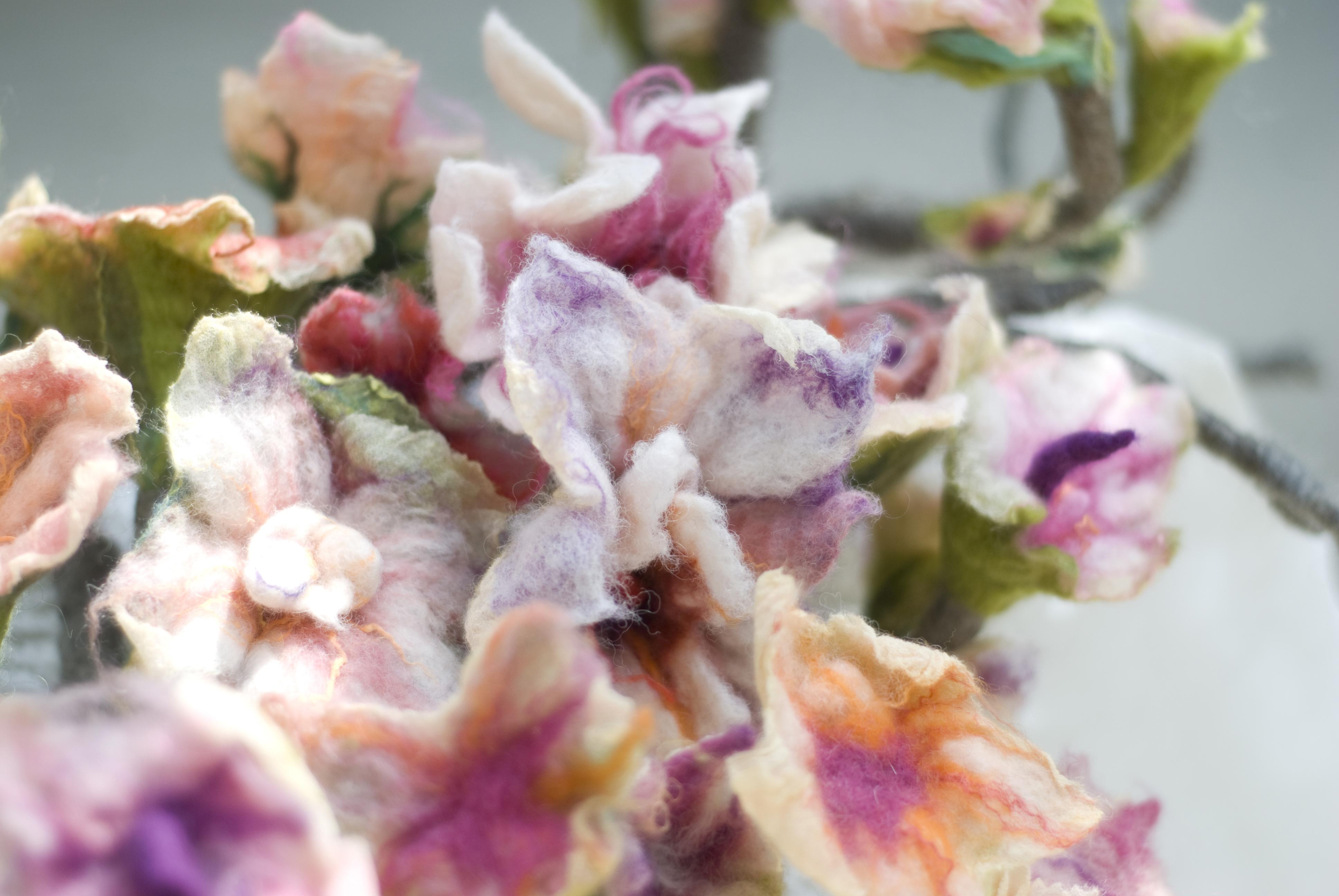 Bloemen vilten