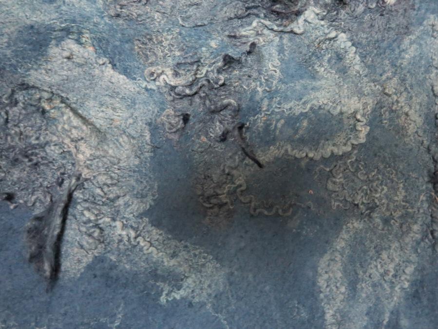 indigo natural dye natuurlijk verven structuren