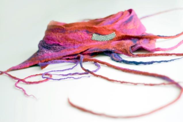 sjaal-vilten