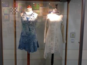 felted dress vilten jurken