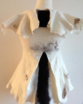 Carla-van-Belle-vilt-jas-vilten-felt-jacket-kakishibu-jacket