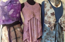Carla-van-Belle-Vilt-EcoPrint-Indigo-dye-indigo-verven-collectie-2014