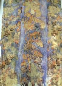 4 Pongé Silk 190x90 cm