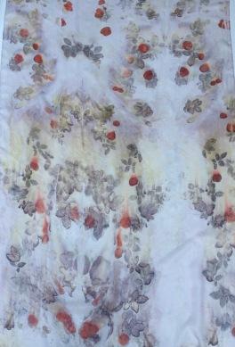 9 rose ecoprint eucalyptus
