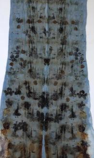 15 Chiffon Silk Merino Wool 230x60 cm