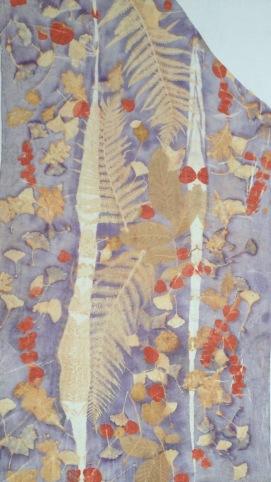 EcoPrint, Natural Dye, Natuurlijk verven,