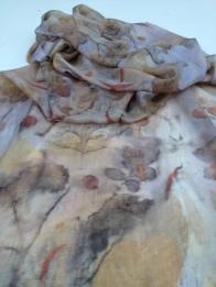 22 Pongé zijden sjaal