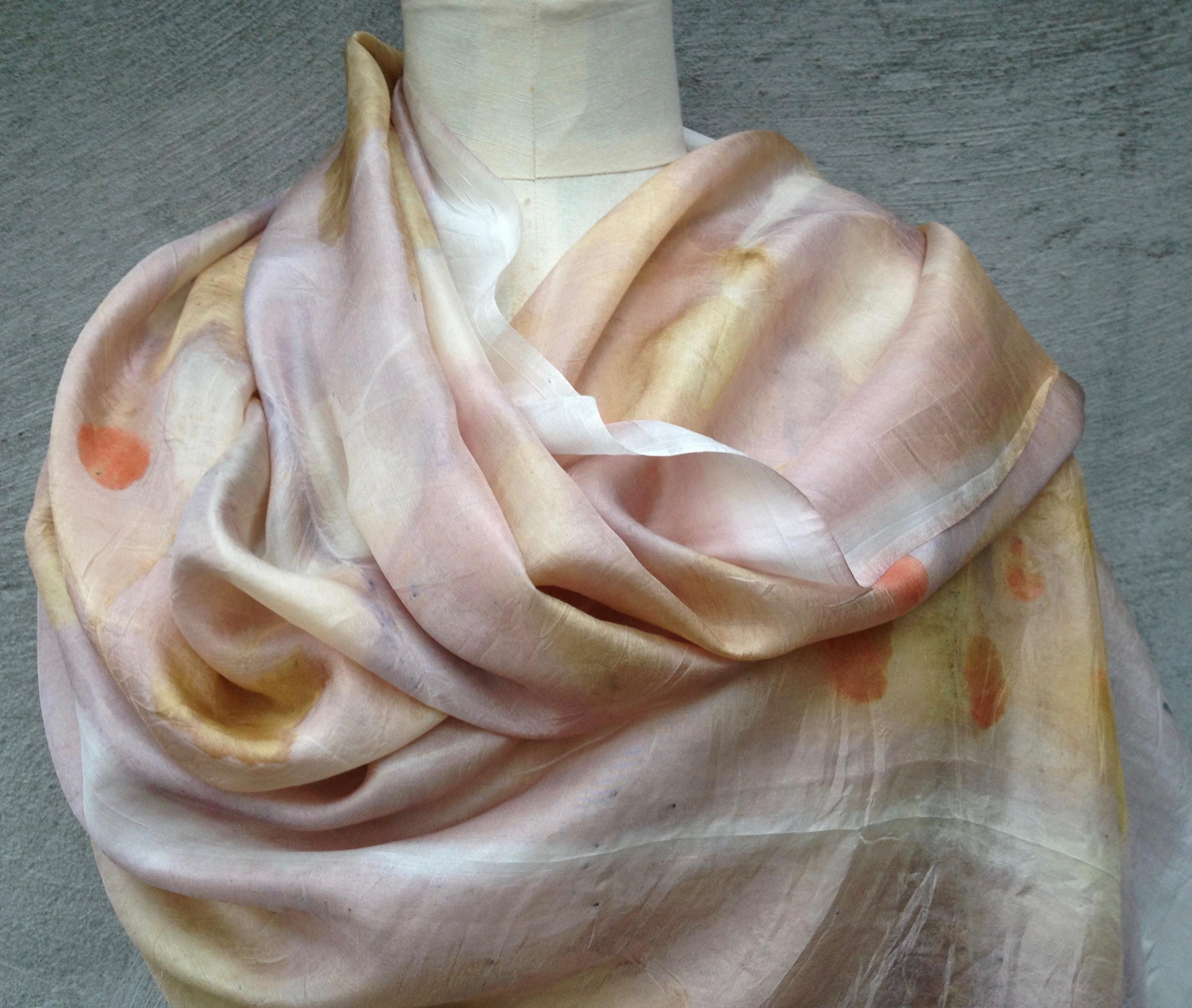 ecoprint natural dye