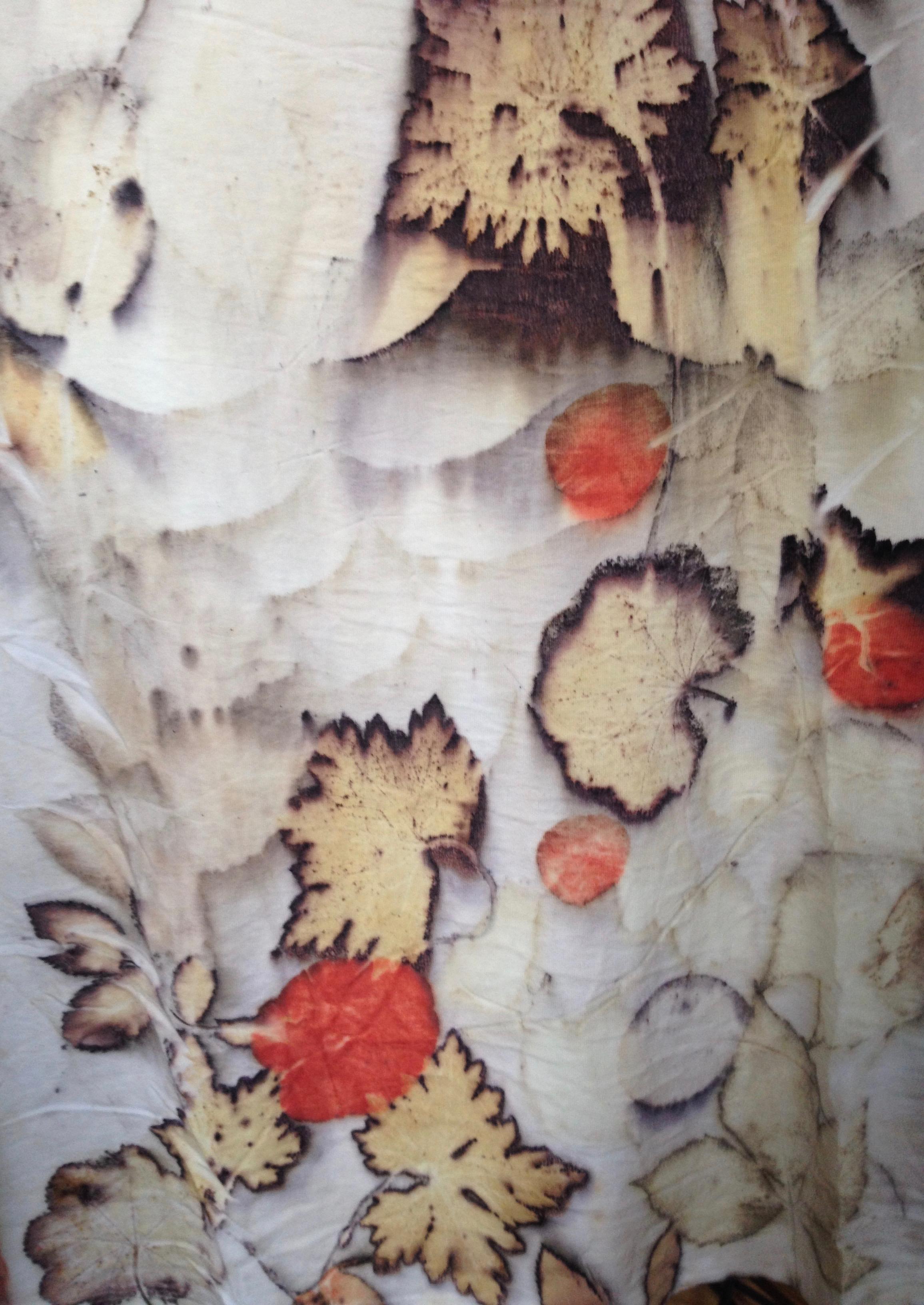 Scherpe bladvormen EcoPrint