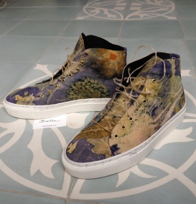 EcoPrint sneakers
